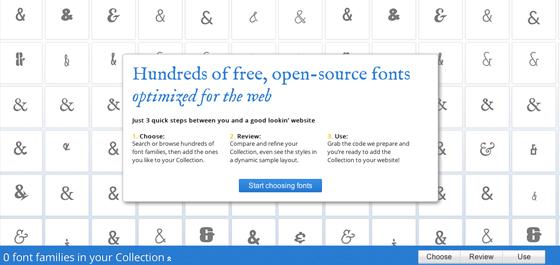 Custom Font Faces